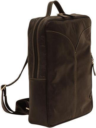 881c861243daa Podobne produkty do Torebka / plecak skórzany WuKaDor W902 Vintage czarny. Plecak  Skórzany