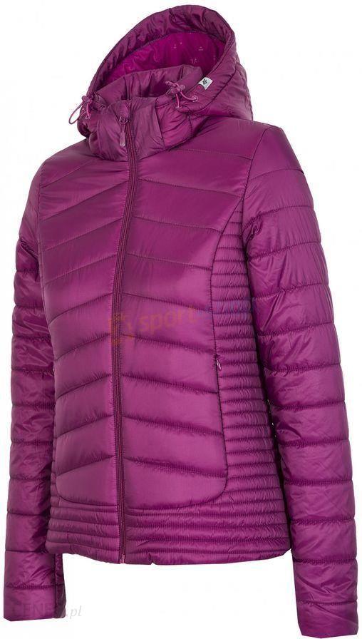 982e71ff12872 Kurtka puchowa damska KUD004 4F (purpurowa) Tychy - Sklepy, ceny i ...