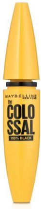 Maybelline The Colossal Volum Express tusz do rzęs 100% Black 10,7ml