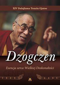 Książka Dzogczen Esencja serca Wielkiej Doskonałości - Dalajlama XIV - zdjęcie 1