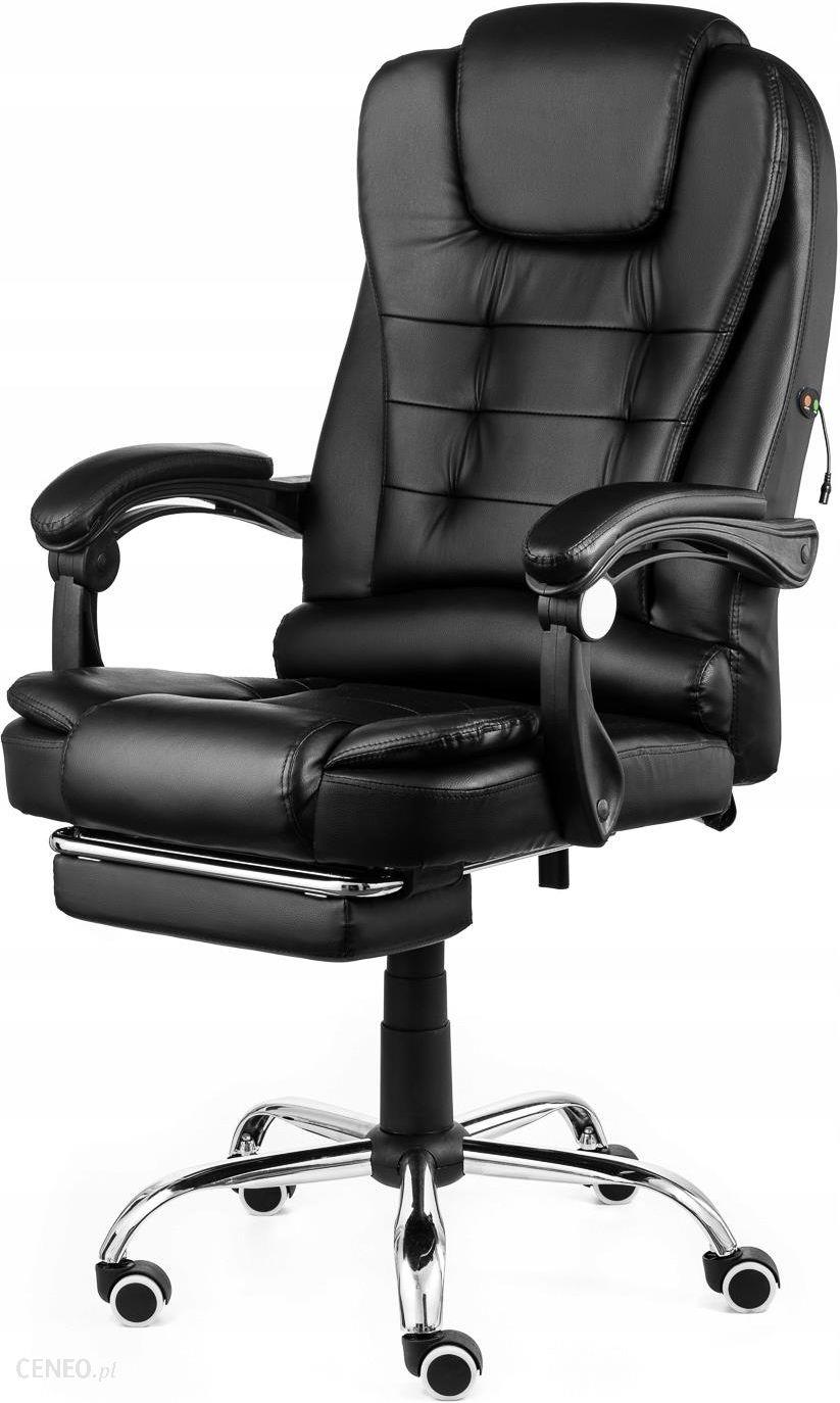 Elgo Fotel Biurowy PM Czarny