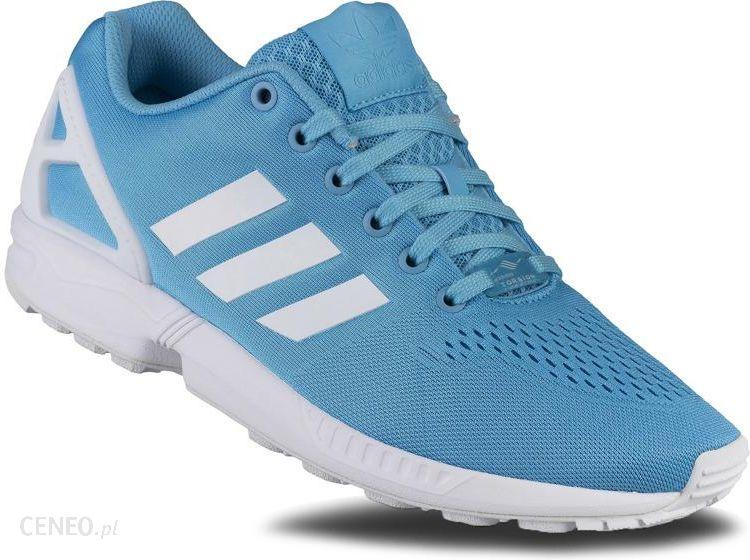 Buty Adidas Zx Flux Em niebieskie r. 42 23 S80324 Ceny i opinie Ceneo.pl