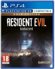 Resident Evil 7: Biohazard Gold Edition VR (Gra PS4)