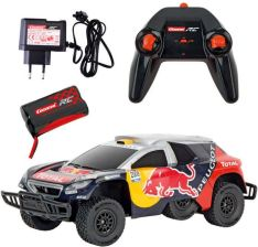Carrera Auto Off Road Peugeot Red Bull Dakar 16 skala 1:16 162106