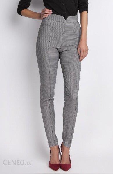 Lanti SD112 spodnie pepitka Ceny i opinie Ceneo.pl