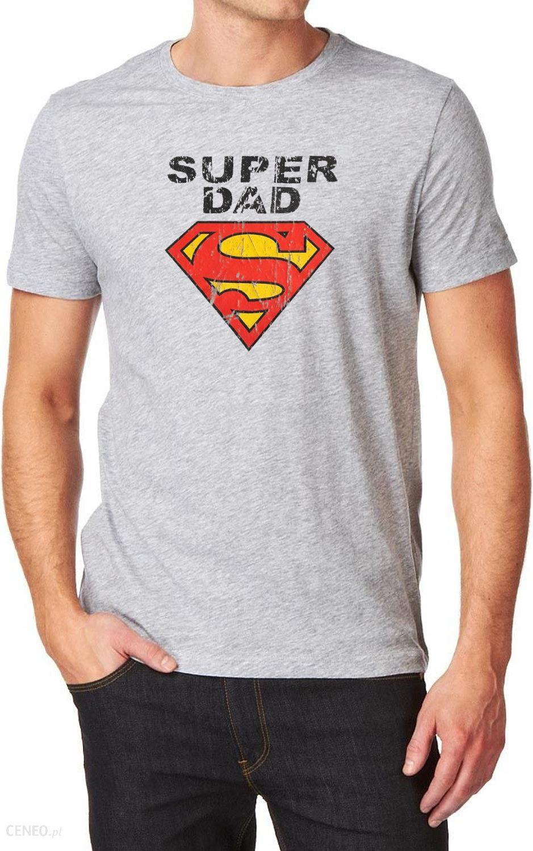 b33c6d6b08e2 T-shirt dla taty koszulka Super Dad L - My Tummy - Ceny i opinie ...