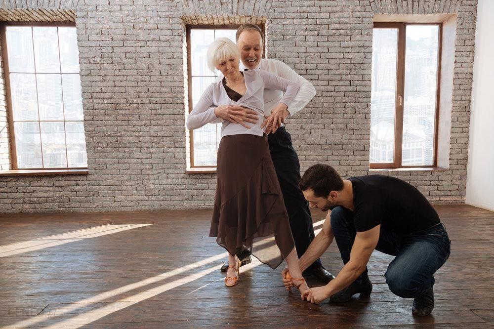 Как соблазнить тренера танца