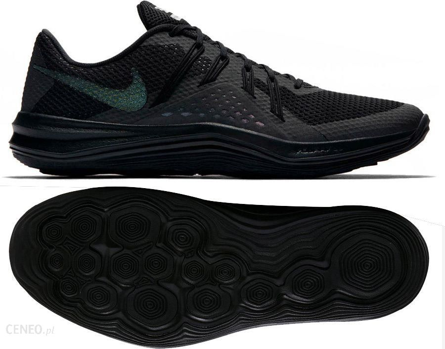 Nike Buty treningowe damskie Lunar Exceed TR MTLC czarne r. 39 (921718 001) Ceny i opinie Ceneo.pl