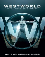 WESTWORLD, SEZON 1 (3BD) (Płyta BluRay)