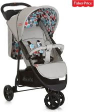 Hauck Fisher Price Vancouver Gumball Grey Spacerowy