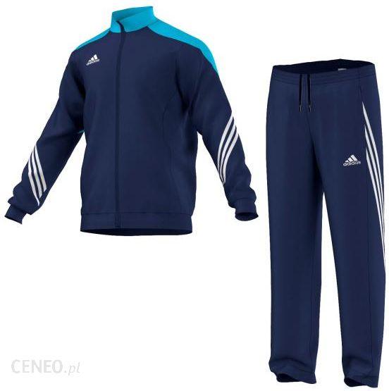 Dres Adidas Sereno (zielony) Ceny i opinie Ceneo.pl