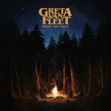 Greta Van Fleet: From The Fires [CD]