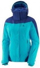 Kurtka narciarska Icerocket Lady SALOMON w kurtki