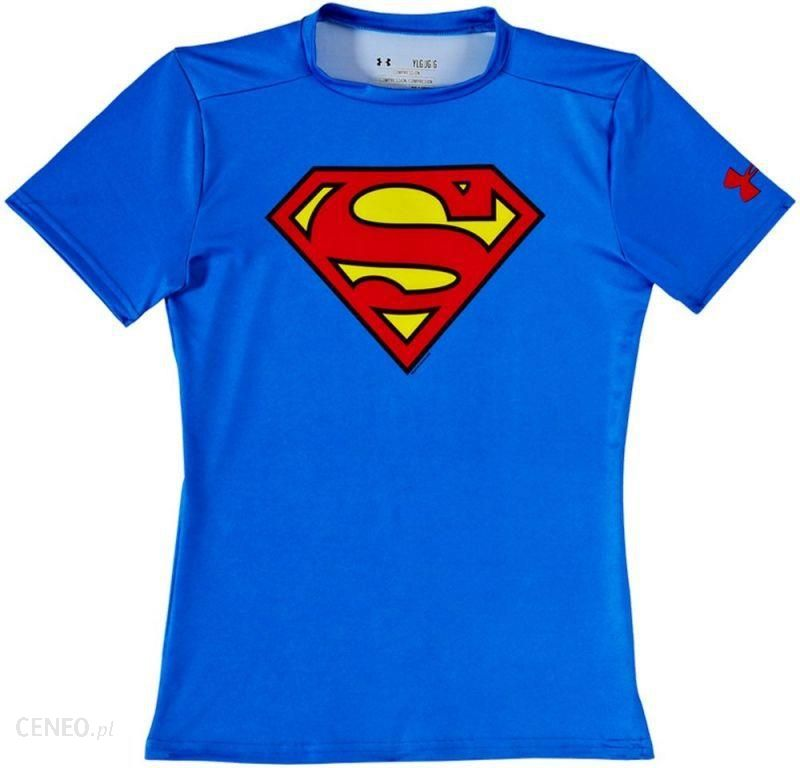 ebd72b3ab Under Armour Koszulka Kompresyjna Compression Alter Ego Superman 1244399  401Xl - zdjęcie 1
