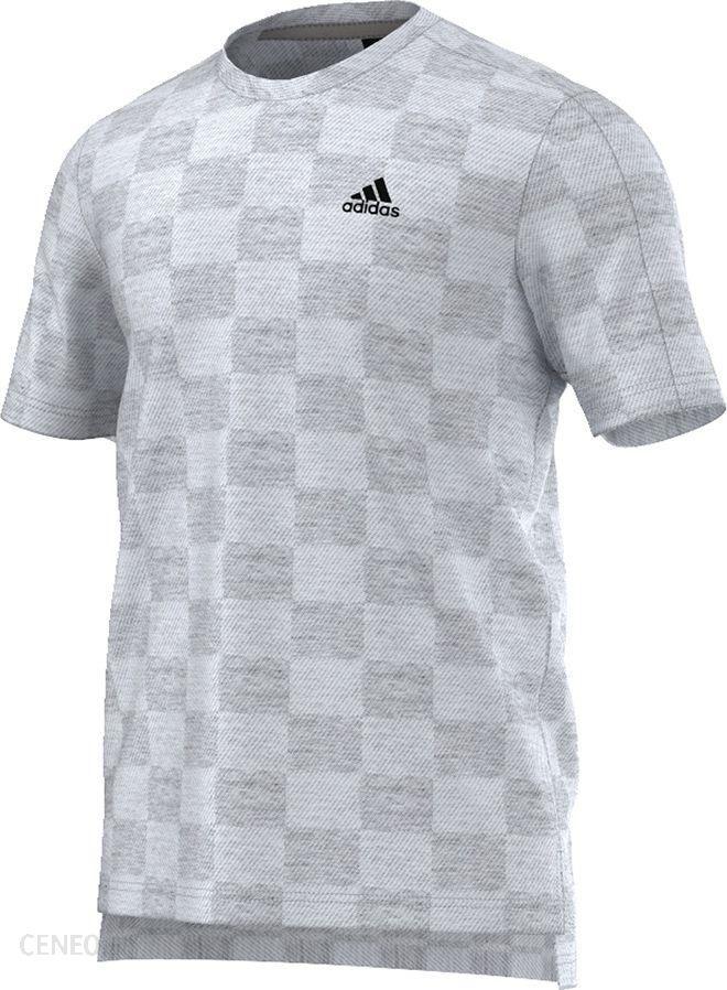 Adidas Check Tee Biały S94756 Ceny i opinie Ceneo.pl