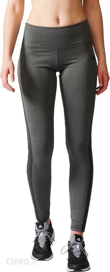 Adidas Spodnie Tig Lng Hth Szare Br6797 Ceny i opinie Ceneo.pl