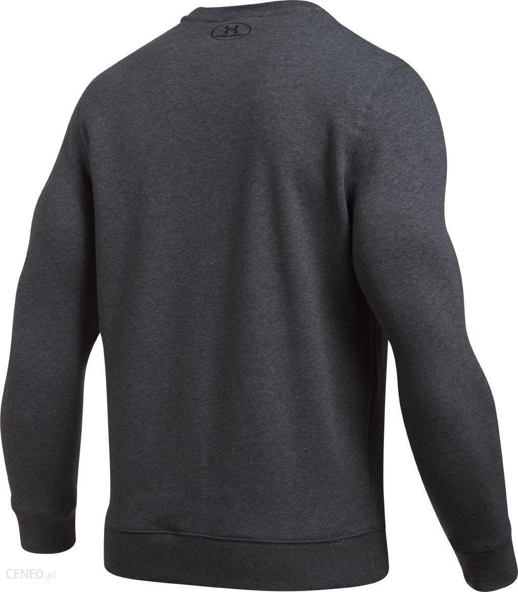100% autentyczności buty sportowe gorące produkty Under Armour Bluza sportowa Rival Fleece Solid Fitted Crew grafitowa r. XL  (1302854-090) - Ceny i opinie - Ceneo.pl