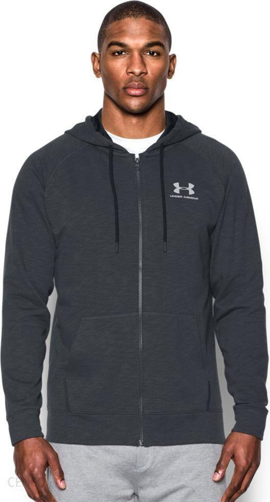 a7131413d Under Armour Bluza męska z kapturem Sportstyle Fleece Under Armour Black  roz. L (1290255001