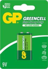 GP Battery Greencell 9V 6F22 9.0V (1604GLF-U1)