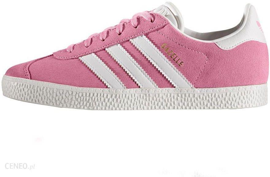 Adidas Originals Buty adidas Originals Gazelle J BY9145 BY9145 różowy 36 23 BY9145 Ceny i opinie Ceneo.pl