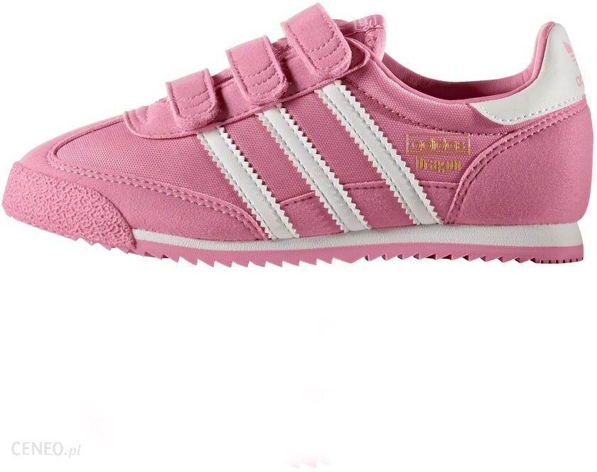 Buty dziecięce adidas DRAGON OG BB2495 | odcienie różu