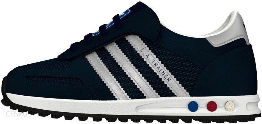 Adidas Originals Buty adidas Originals LA Trainer CF I BZ0153 BZ0153 granatowy 26 BZ0153 Ceny i opinie Ceneo.pl