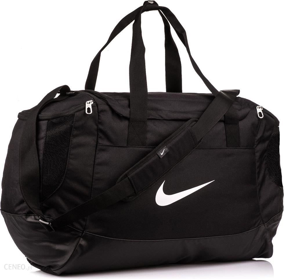 1bb492cd6bad0 Nike Torba sportowa Club Team Duffel Large 60 Nike czarny roz. uniw  (BA5192010)