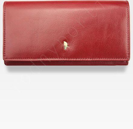 0df704ac2f3f7 Modny duży portfel młodzieżowy kolory wzory - różowy paryż - Ceny i ...