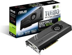 Asus GeForce GTX 1070 Ti Turbo 8GB GDDR5 (TURBO-GTX1070TI-8G)