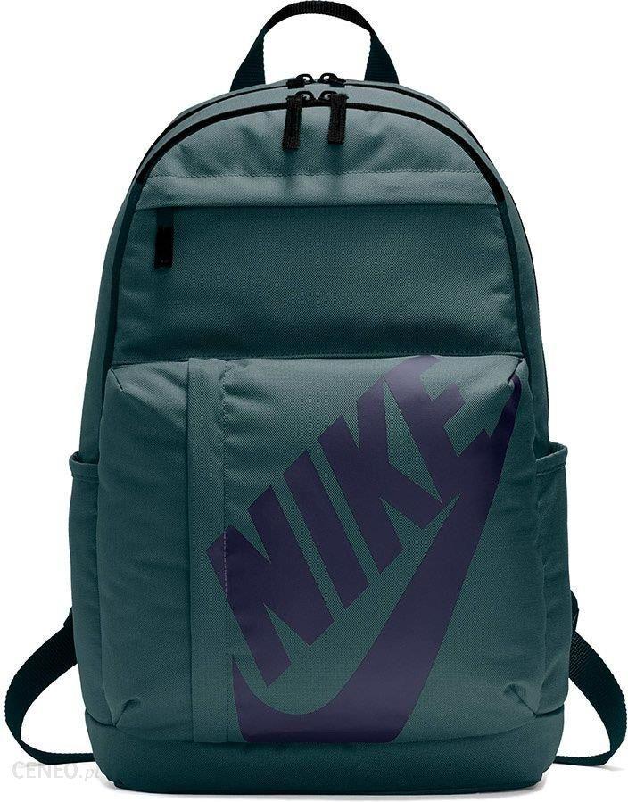 71d72a09137a8 Plecak Plecak Nike Elemental Backpack Zielony Ba5381 375 - Ceny i ...