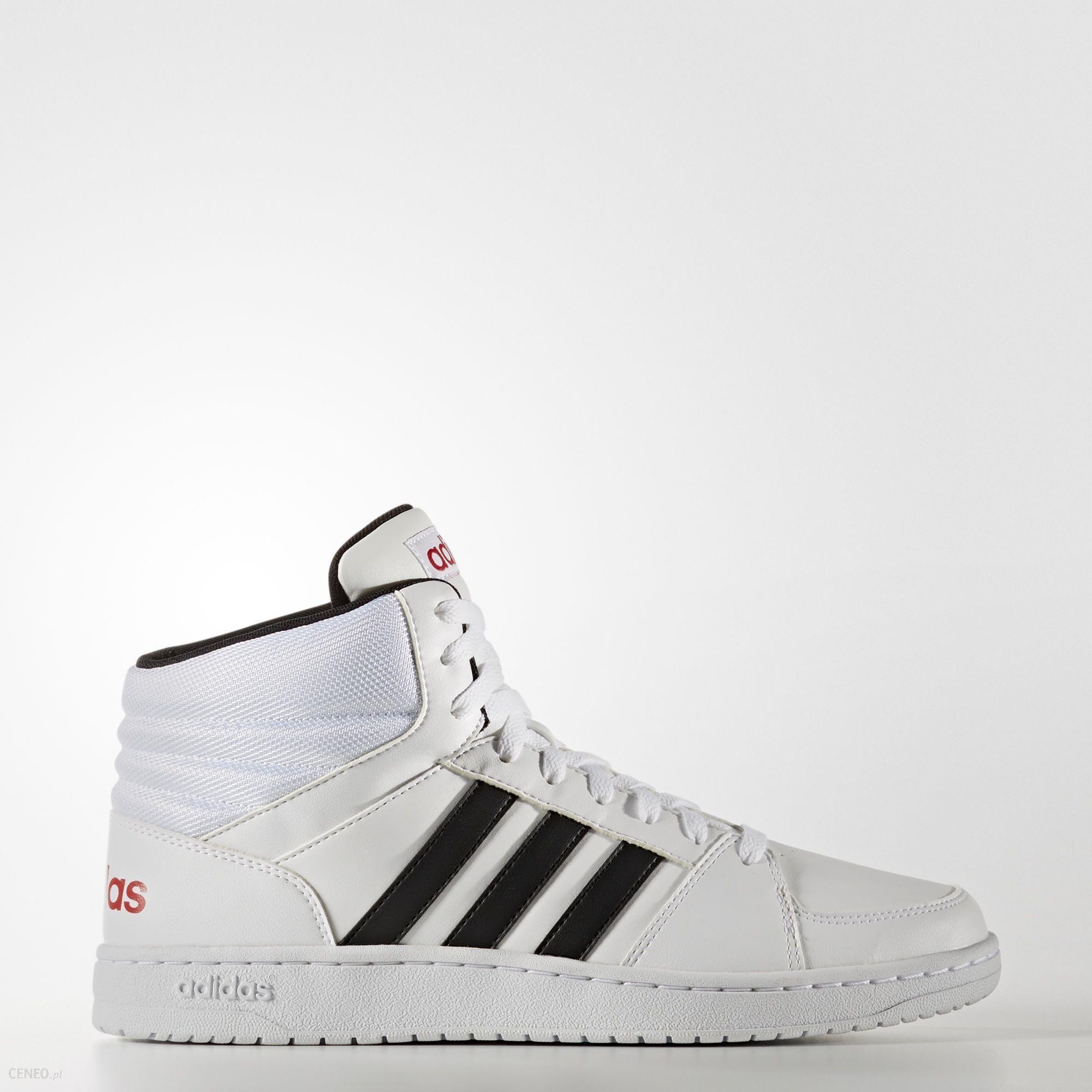bbb518c1640f6 Buty Adidas Neo VS Hoops Mid - B74501 - Ceny i opinie - Ceneo.pl