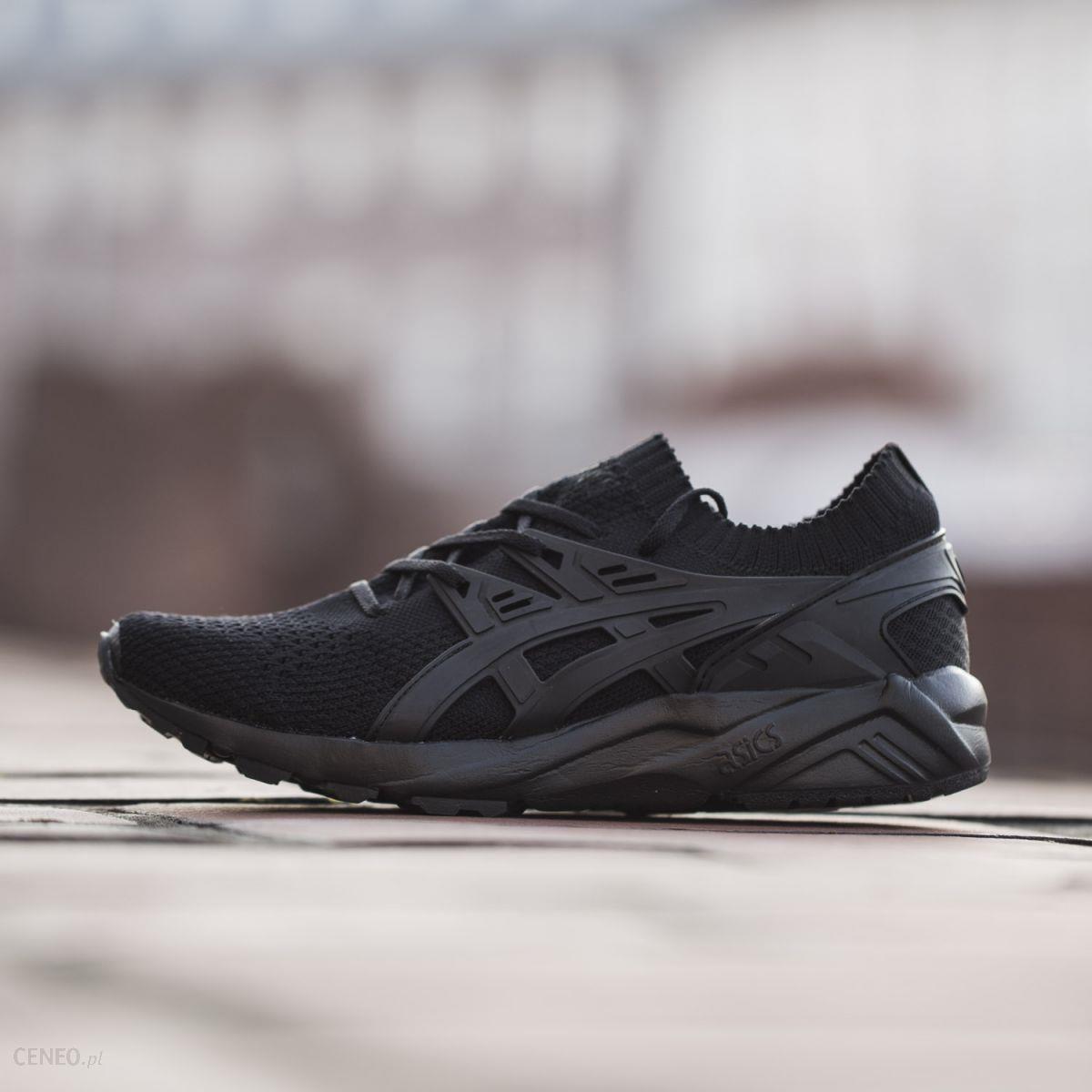 Sneakers buty Asics Gel Kayano Trainer Knit black black H705N 9090