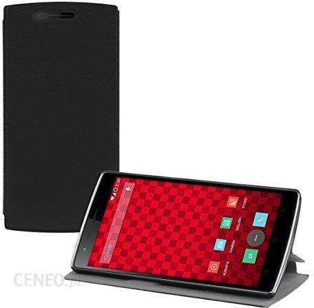 buy popular aeabb eb2c9 Amazon Flip Cover na telefon OnePlus One, czarny