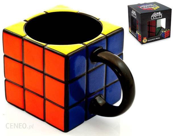 Kubek Kostka Rubika Gadzety Dla Domu Gry Puzzle Zabawki Ceny I Opinie Ceneo Pl