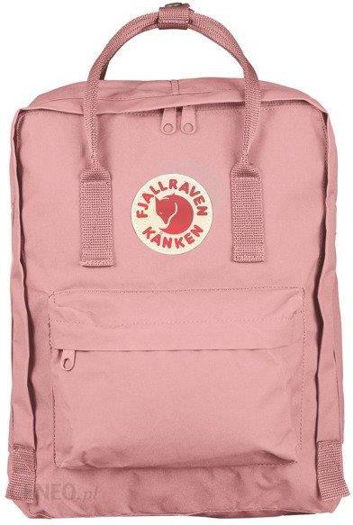 rozsądna cena bardzo popularny uznane marki Fjallraven Kanken Pink