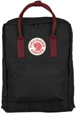 Fjallraven Kanken Black-Ox Red