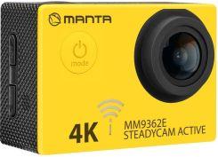 Kamera sportowa Manta Steadycam Active MM9362E - Opinie i ceny na Ceneo.pl