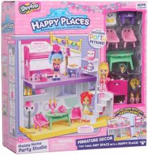 Moose Formatex Happy Places Shopkins Zestaw Happy Home Party Studio
