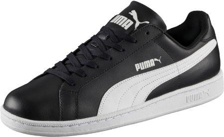 1481ef02 Puma Puma sportowe buty męskie Smash L czarna biała 41