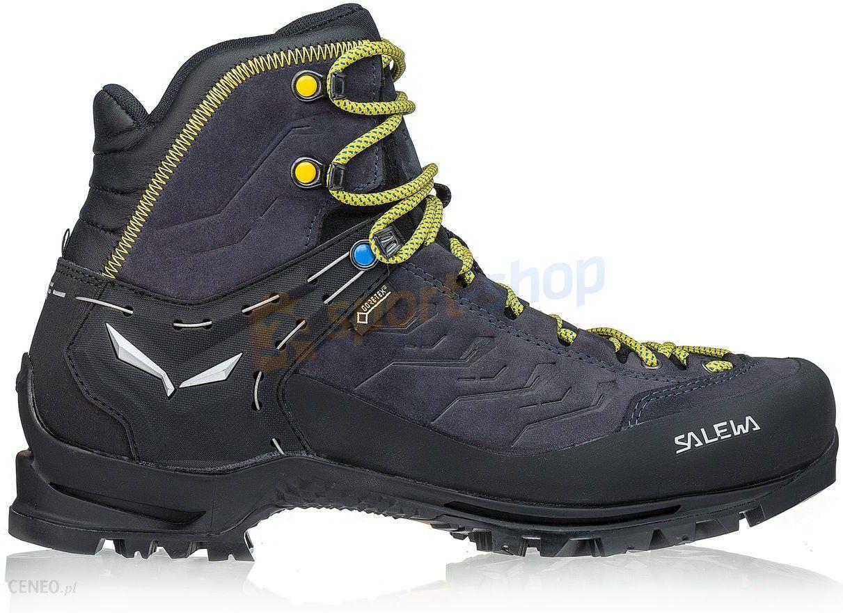 Techniczne buty Salewa Rapace GTX night blackkamille