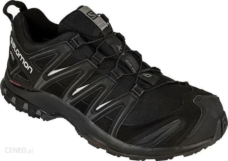 buty xa pro 3d salomon czarne