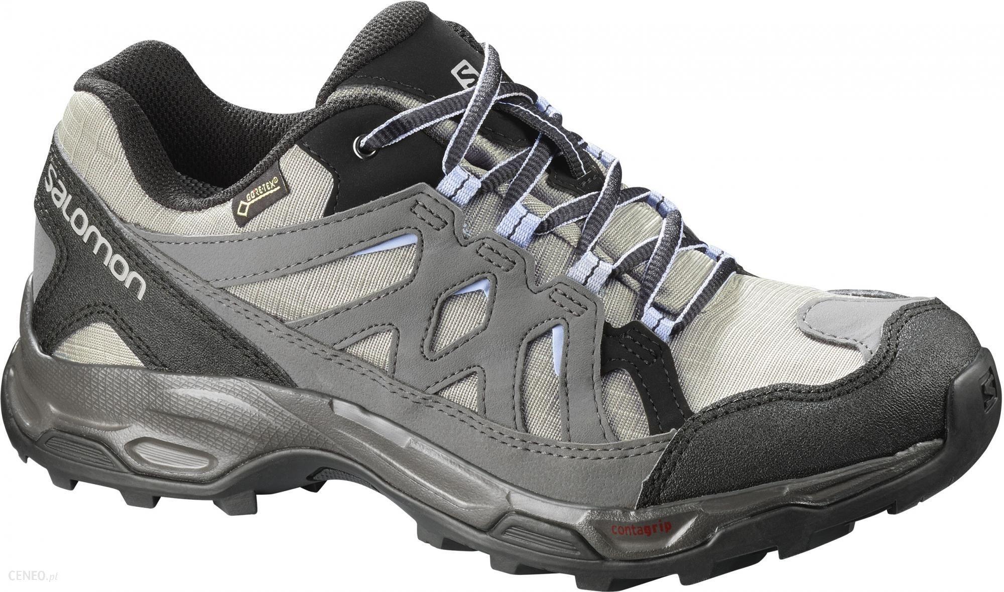 Buty trekkingowe Salomon Effect Gtx® W Frost Gray Magnet Easter E Ceny i opinie Ceneo.pl