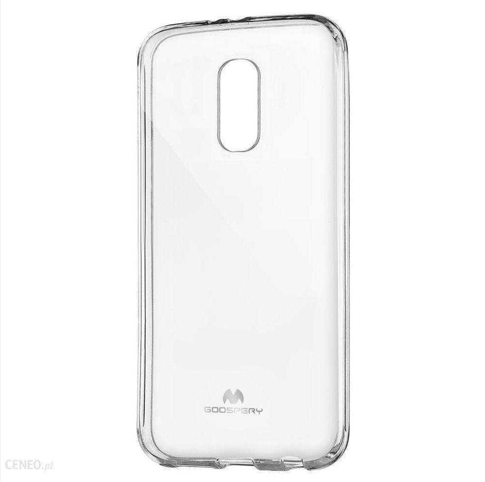 purchase cheap 5d100 0c033 Mercury Goospery Żelowe Jelly Case Xiaomi Redmi Note 4 Przezroczyste  Przezroczysty