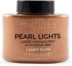 Makeup Revolution Pearl lights loose Highlighter  Rozświetlacz Candy glow Makeup Revolution 25g