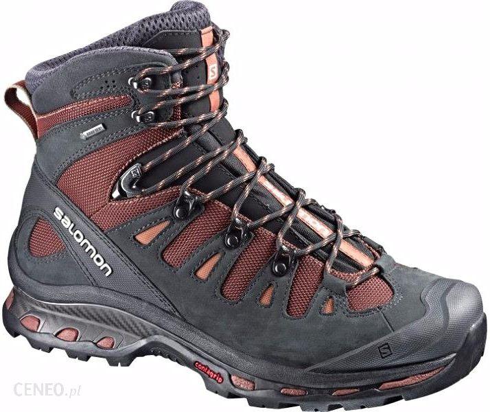 Buty trekkingowe Salomon Quest 4D 2 Gtx® Deep Red Ceny i