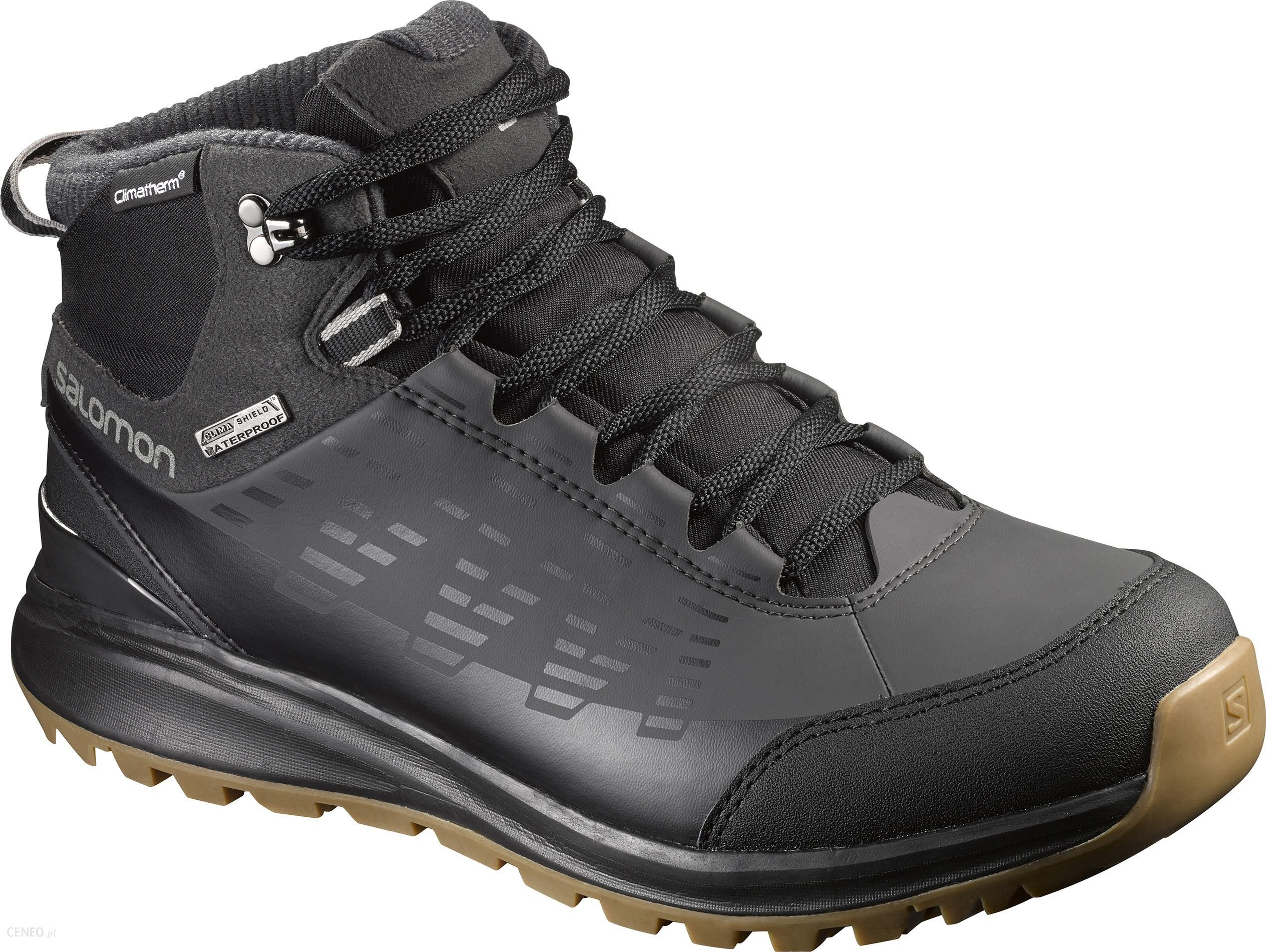 Salomon Kaïpo Cs Wp 2 Black 390590