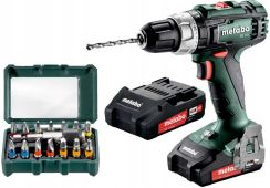 Metabo Sb 18 L Set 2X18V/2,0Ah 602317870