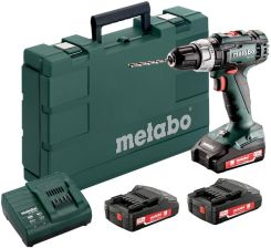 Metabo Sb 18 L Set 3X18V/2,0Ah 602317540