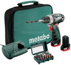 Metabo Powermaxx Bs 10.8V Li 1X2.0 Ah 600079510