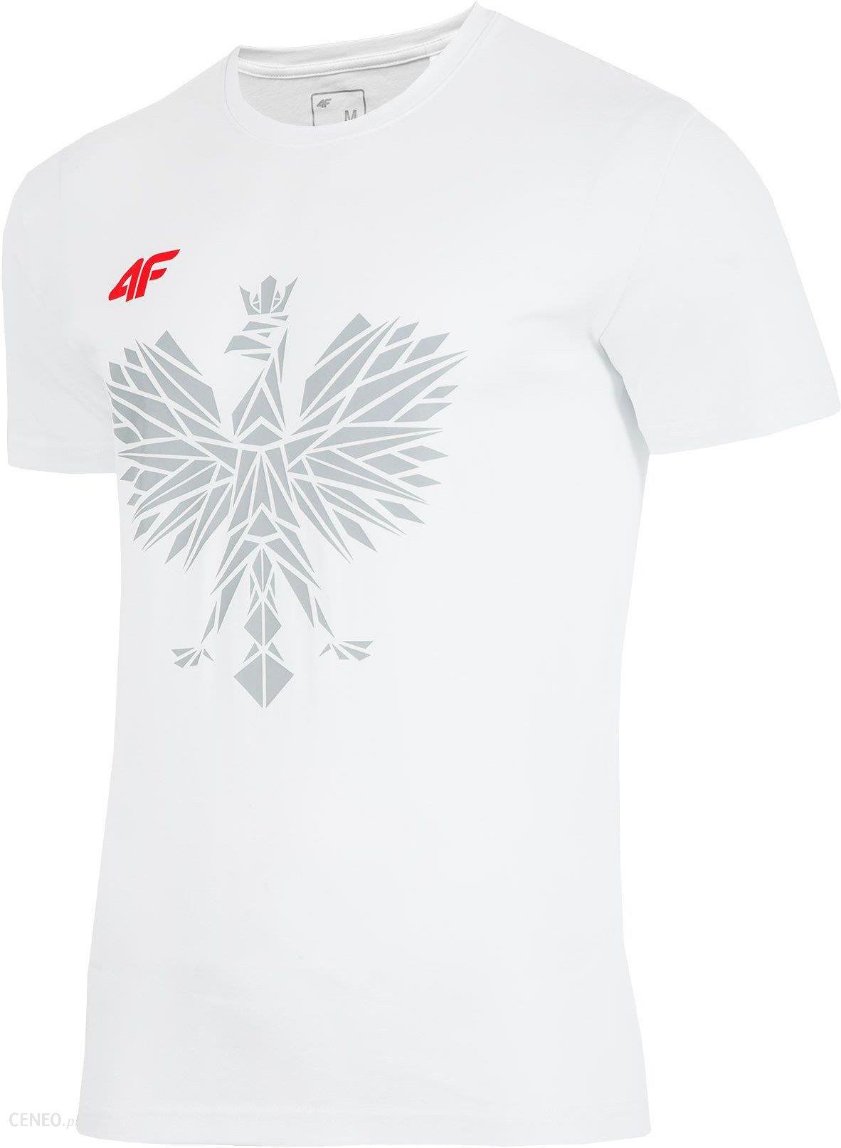 cd48c782d127 Koszulka kibica męska 4F orzeł Polska TSMF101 - XX - Ceny i opinie ...